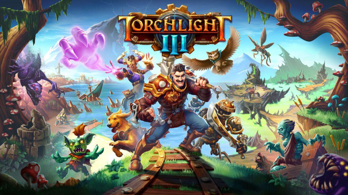 Torchlight 3, la saga continua